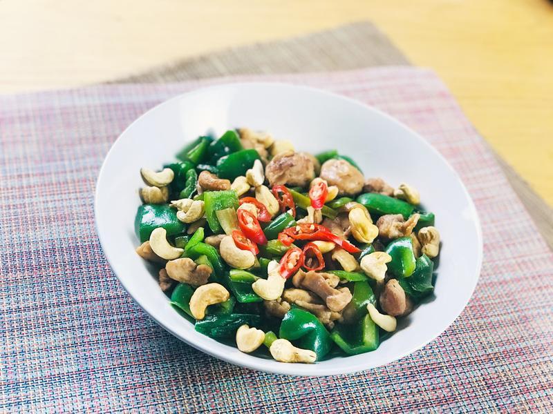 15分鐘料理.腰果雞丁 / 0水鍋