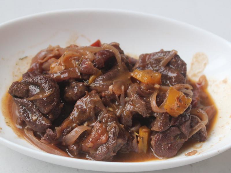 衣索比亞燉羊肉