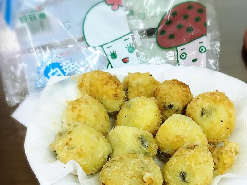 菇菇黃金球【好菇道親子食光】