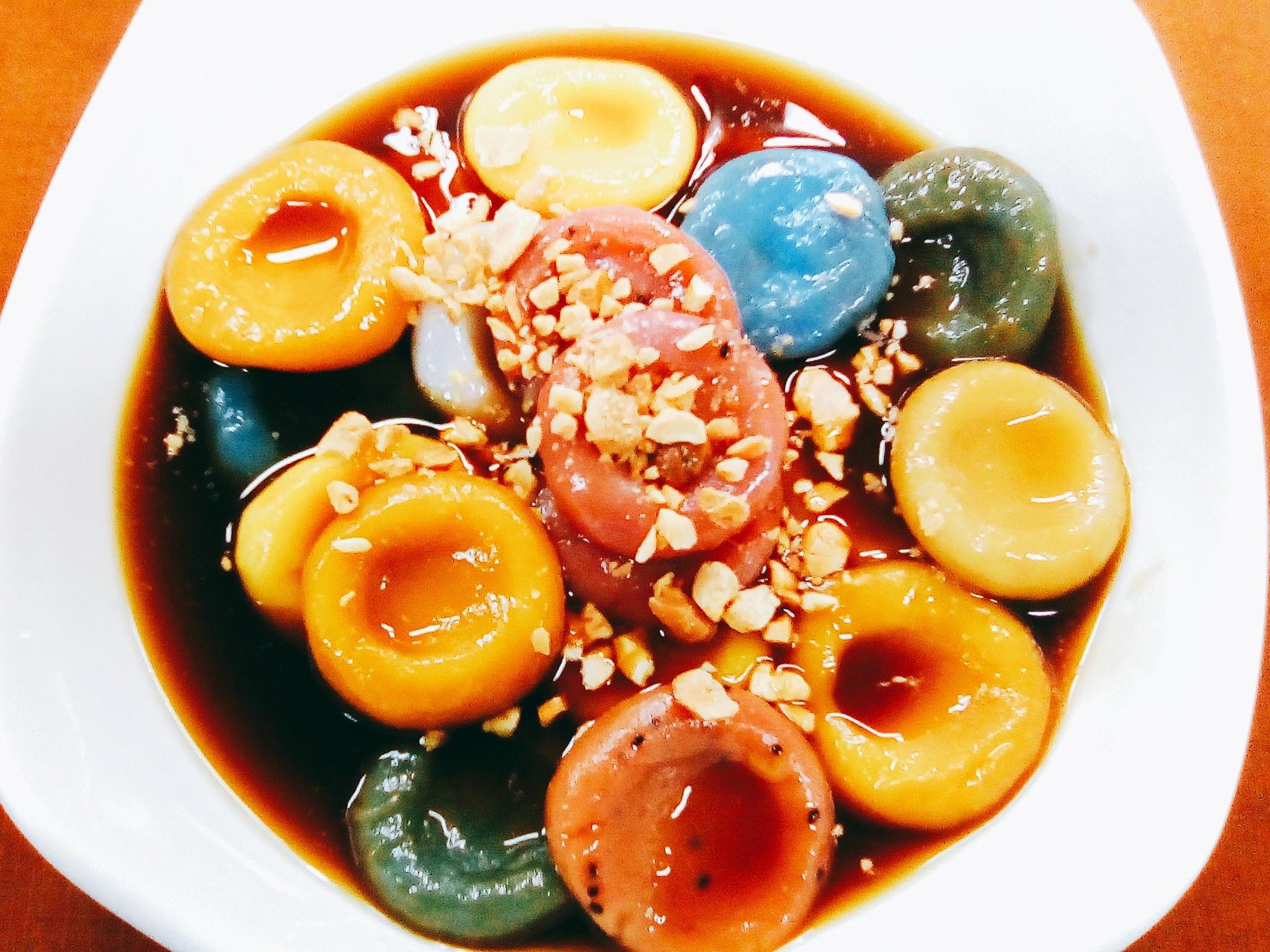 馬卡龍熝湯糍 客家創意料理