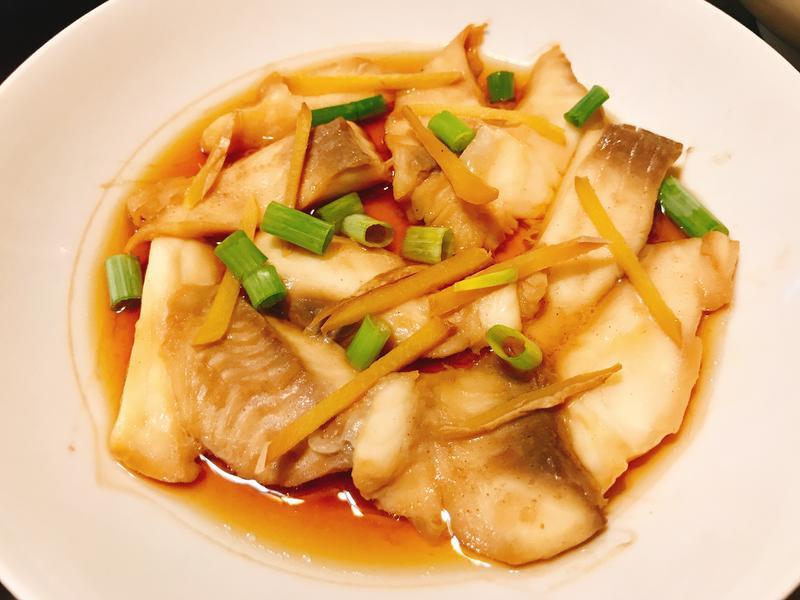 醬油清蒸鯛魚片🐟