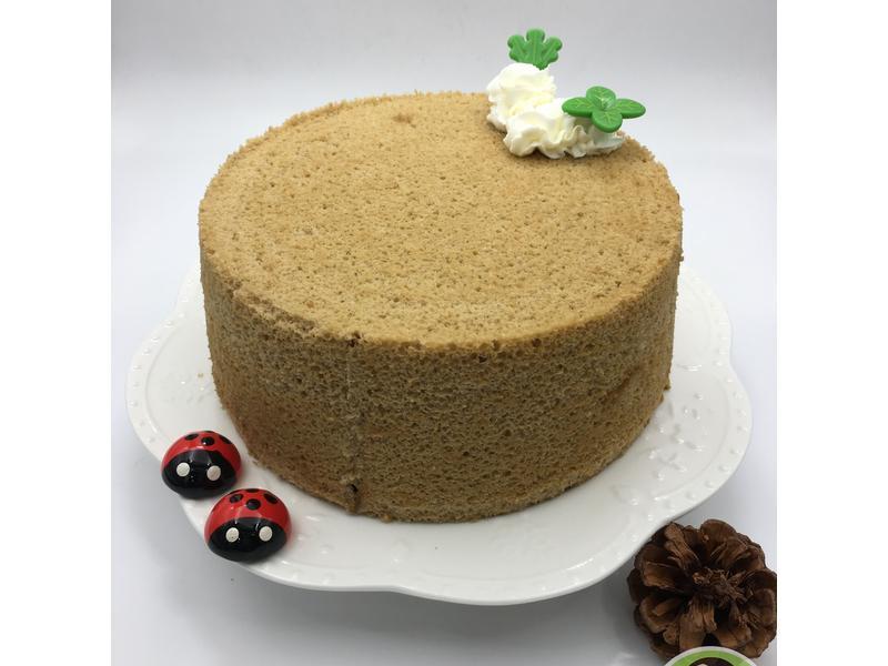 乳清可可戚風蛋糕