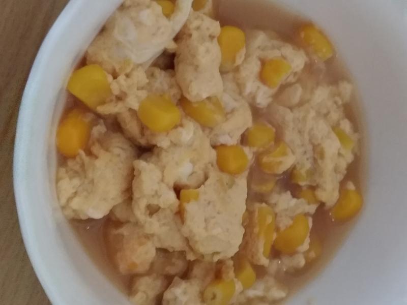 水煎玉米蛋(無油)
