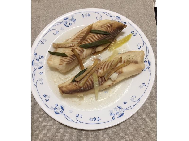 增肌減脂便當-清蒸鯛魚