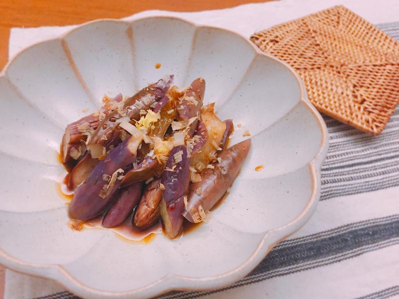 柴魚香油風味茄子