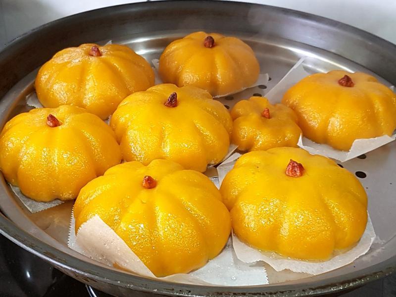 香菇竹筍南瓜包