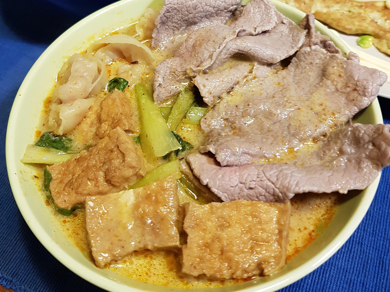 南洋Laksa麵