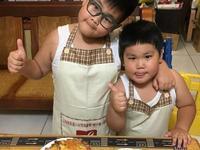 親子烘培- 好吃軟Q版pizza