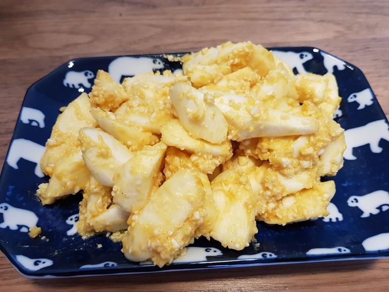金沙筊白筍