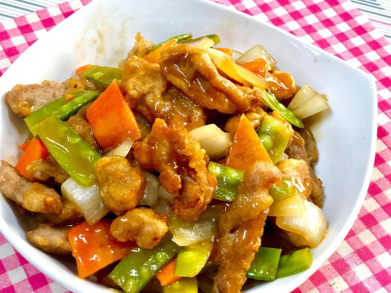 韓式糖醋肉