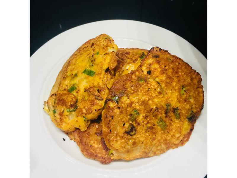 尹食堂~泡菜鮪魚煎餅