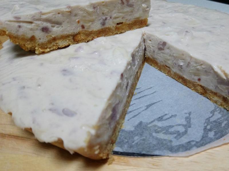 ❤芋泥生乳酪蛋糕💜💛
