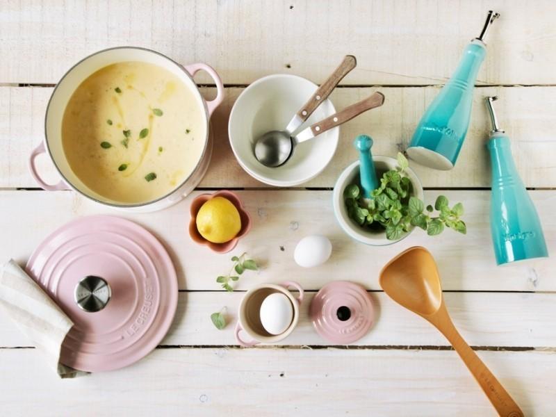 希臘式檸檬雞蛋湯