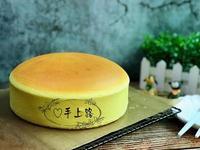 百香果輕乳酪蛋糕(8吋、水浴烘烤)