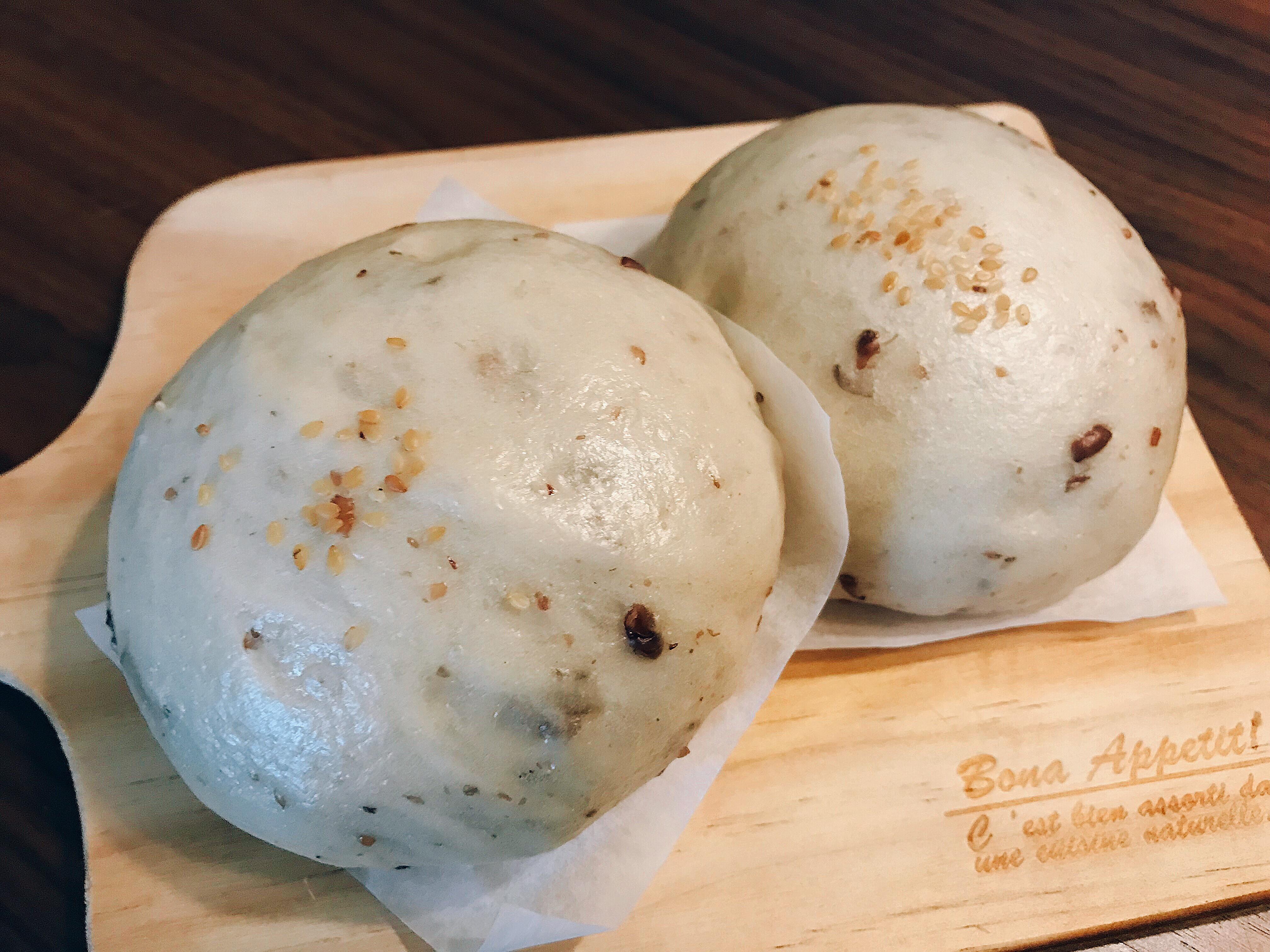 紅豆豆沙饅頭❤️