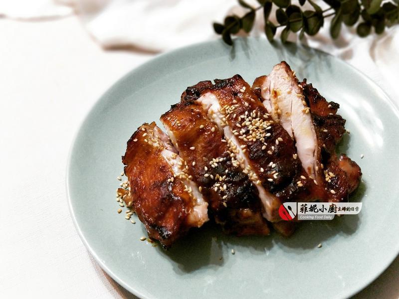 西班牙海鮮醬烤雞