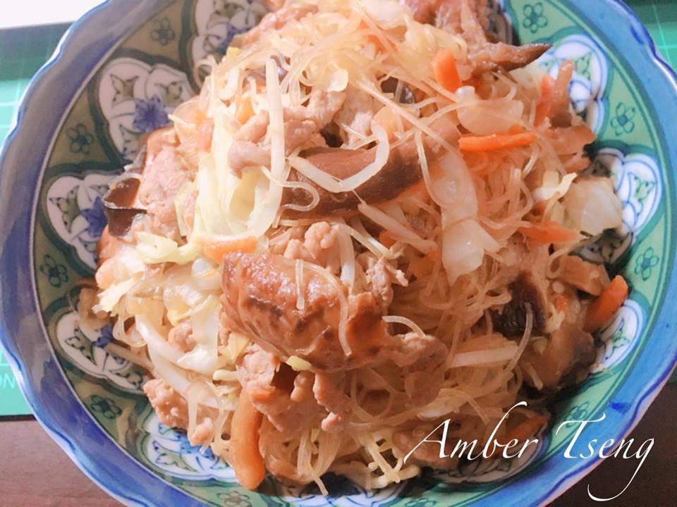 台式炒米粉(低脂版)