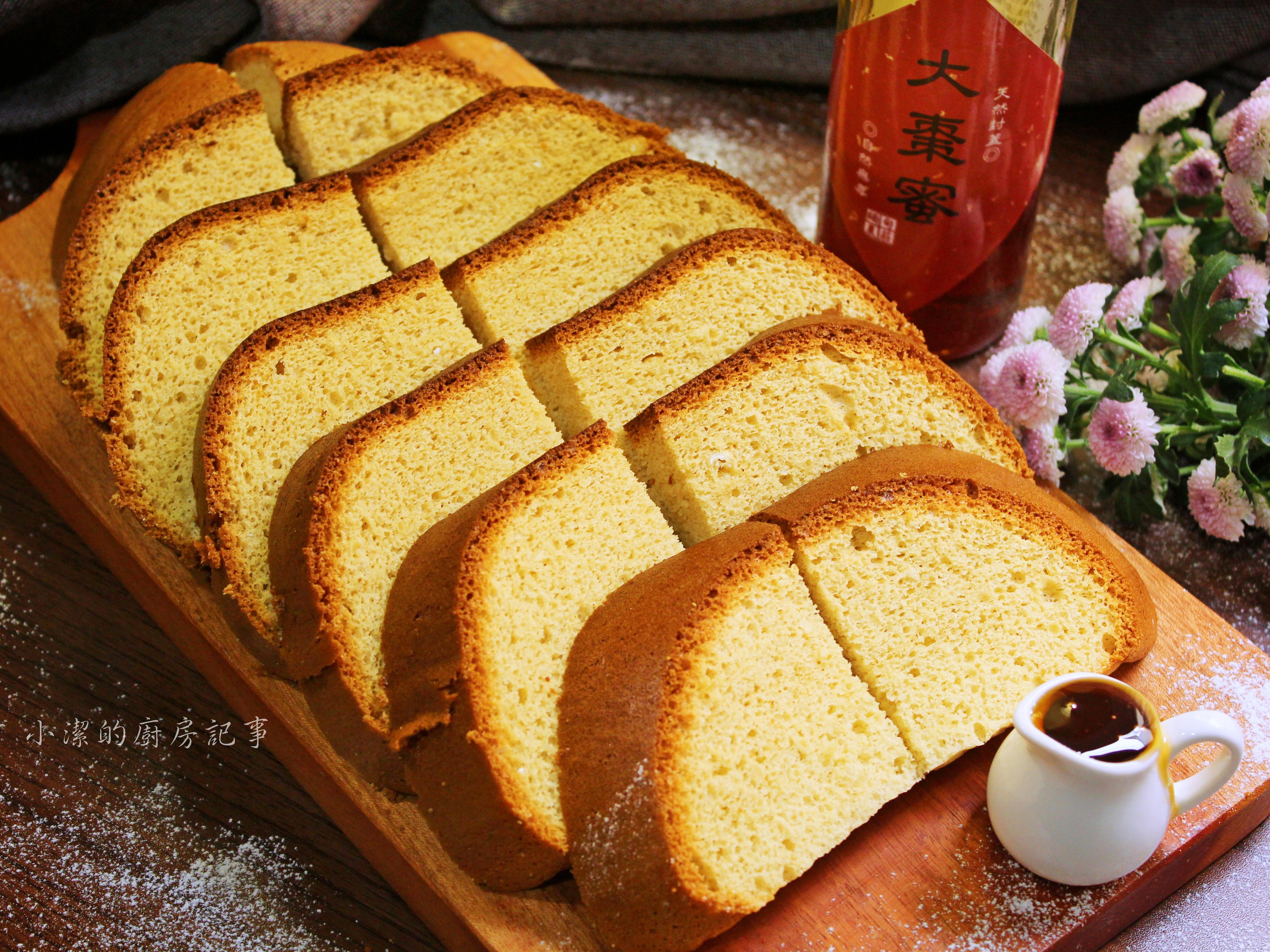 蜂蜜蛋糕 (小米電子鍋)