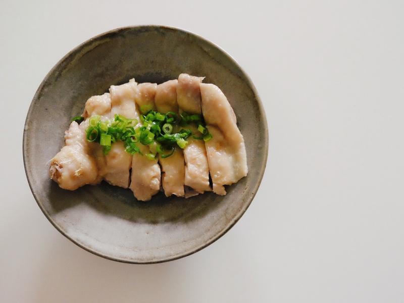 常備菜#8 - 蔥油雞