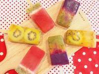 夏季尾聲 綜合水果冰棒