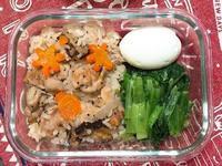 香菇嫩雞電鍋炊飯(懶人料理)