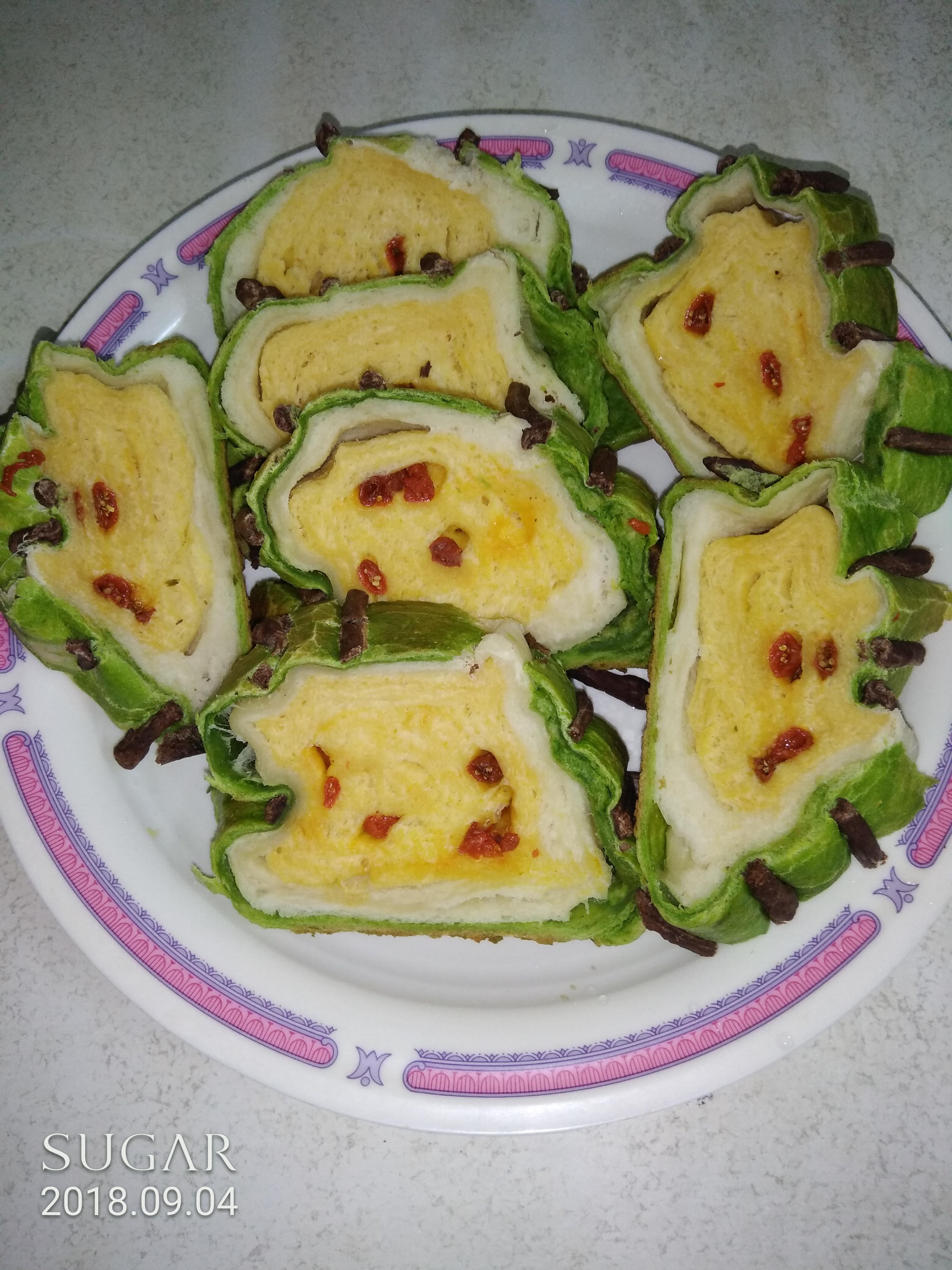 小玉西瓜土司