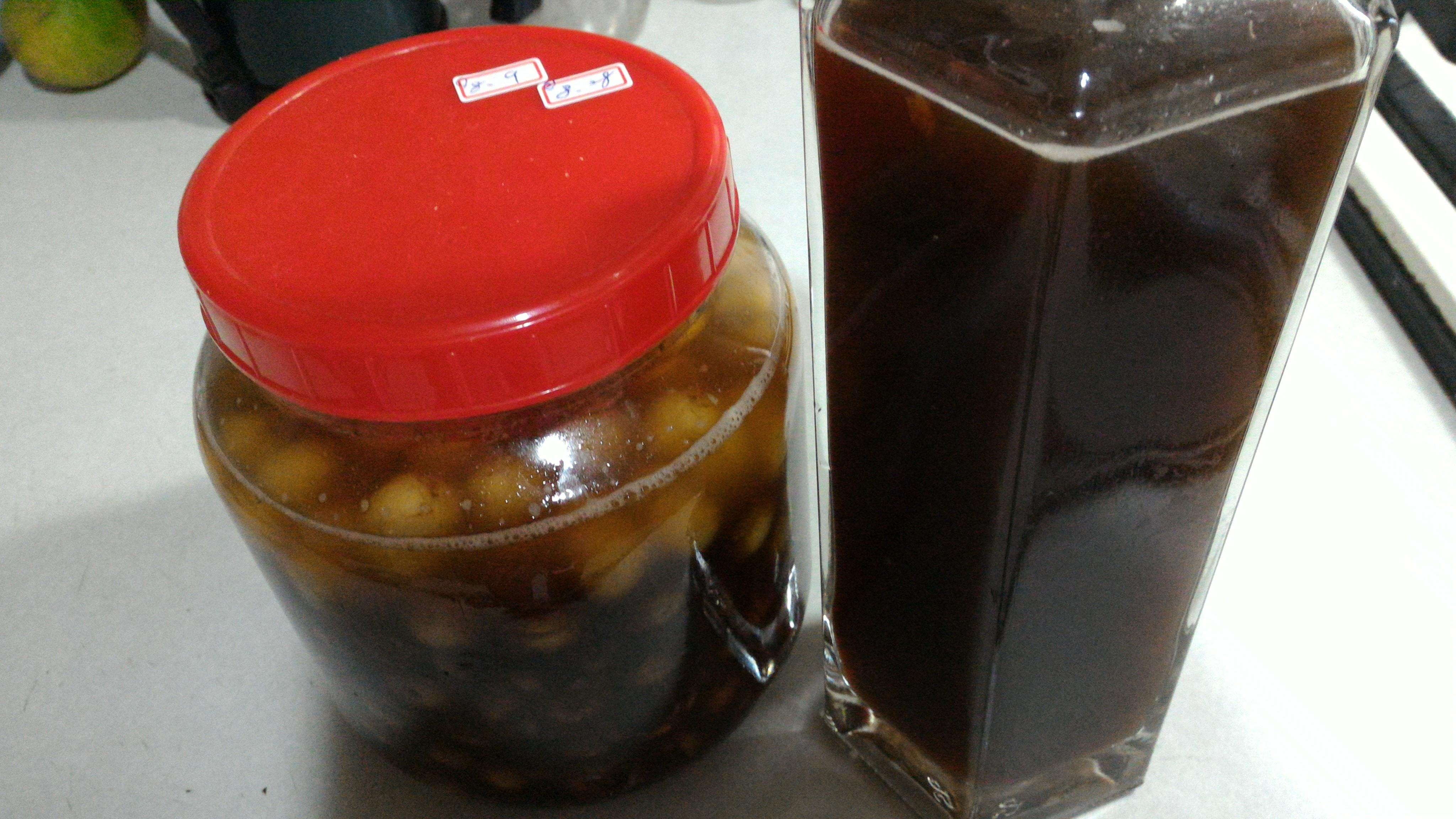 天然的保健飲品~油柑酵素