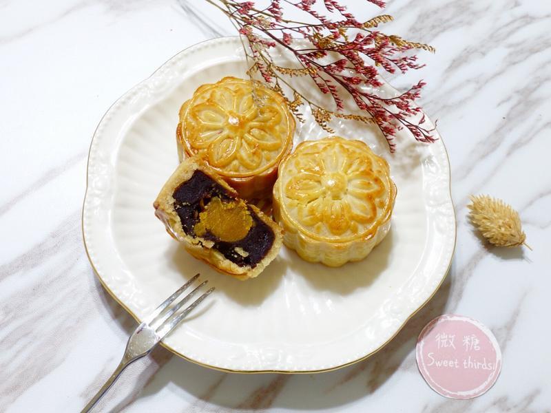 中秋月餅(微糖低油)