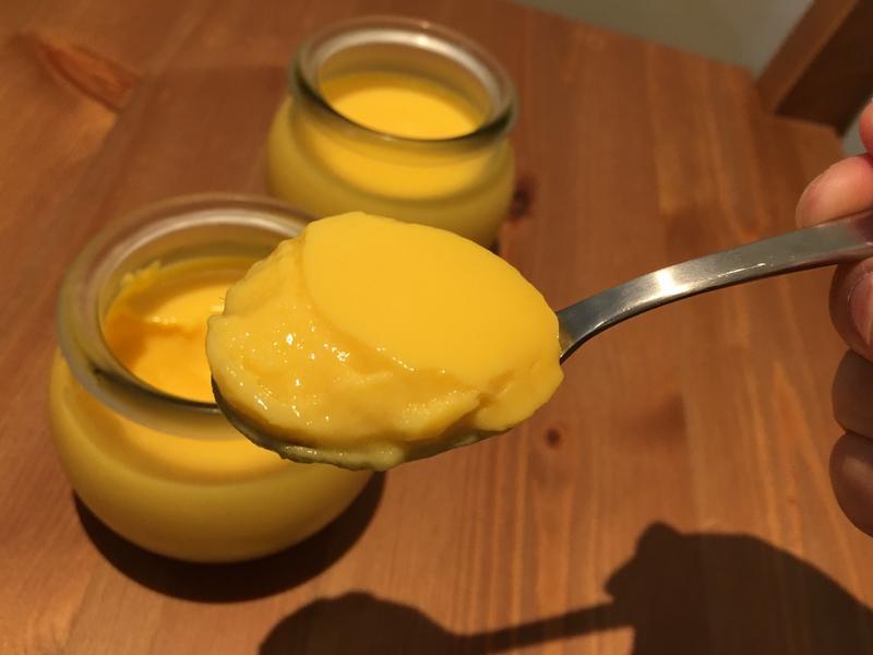 【寶寶食譜】芒果奶酪(無糖)