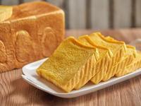 一條紅蘿蔔吐司【麥典實作工坊麵包專用粉】