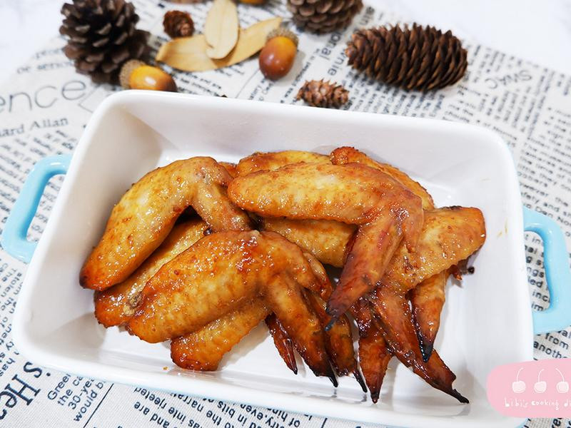 【西式】中秋烤肉・蜂蜜檸檬蒜味烤雞翅