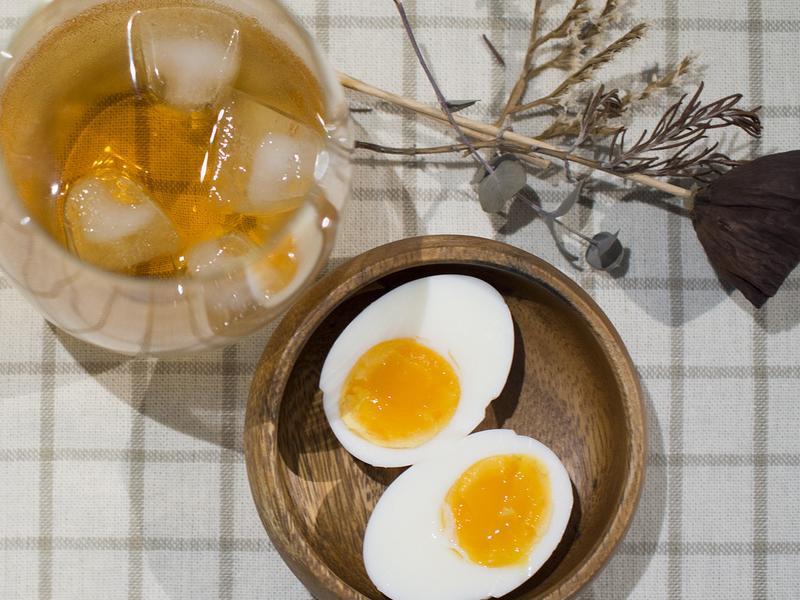 半熟水煮蛋