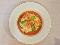 義式蕃茄麵線