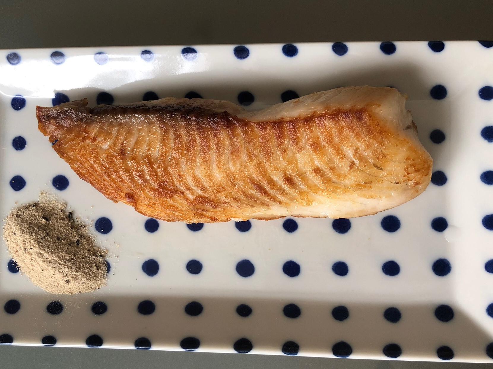 乾煎鯛魚片