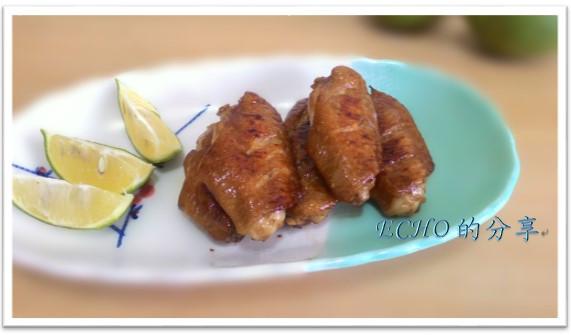 簡單少油煙的電鍋料理~香蒜雞翅