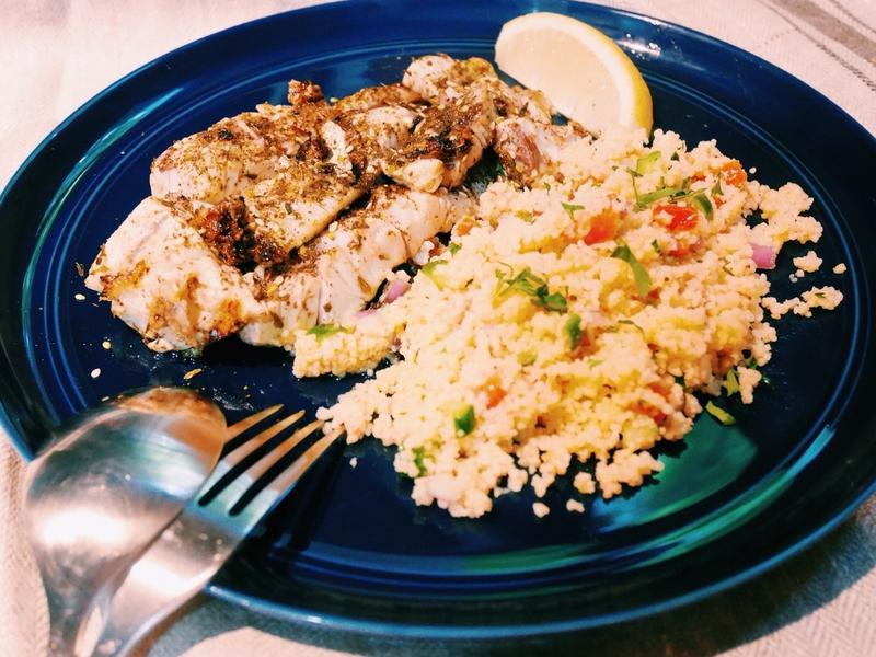 薩塔香料烤魚