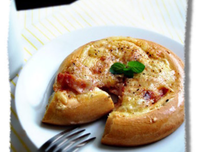 培根獨享披薩
