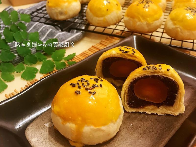 👩🍳蛋黃酥