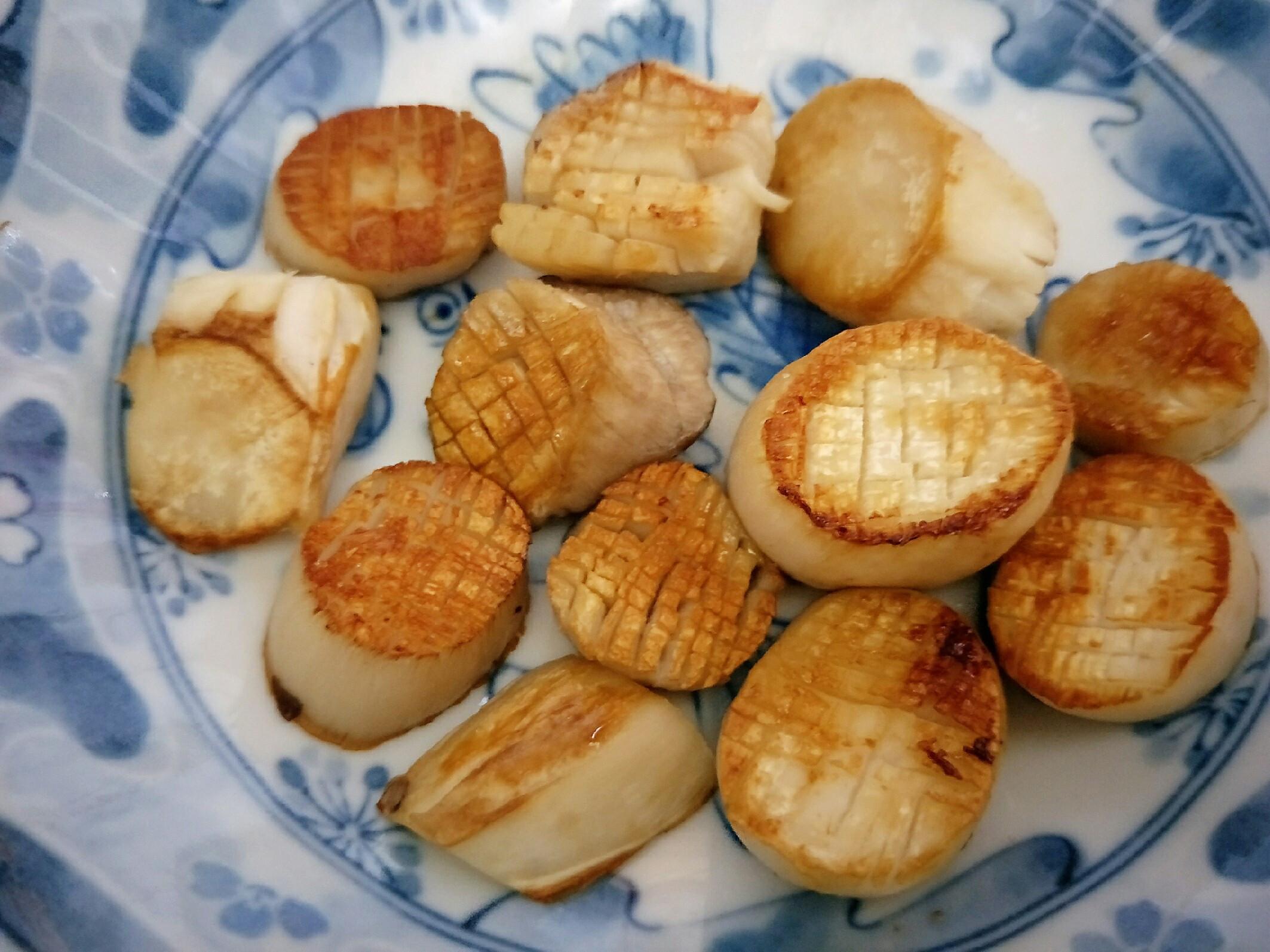 乾煎杏鮑菇