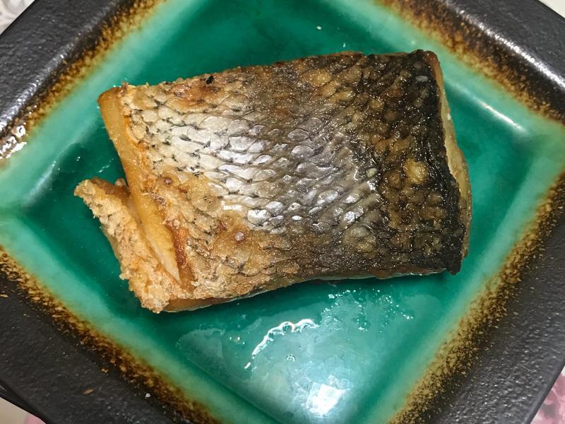 ♡乾煎石斑魚♡