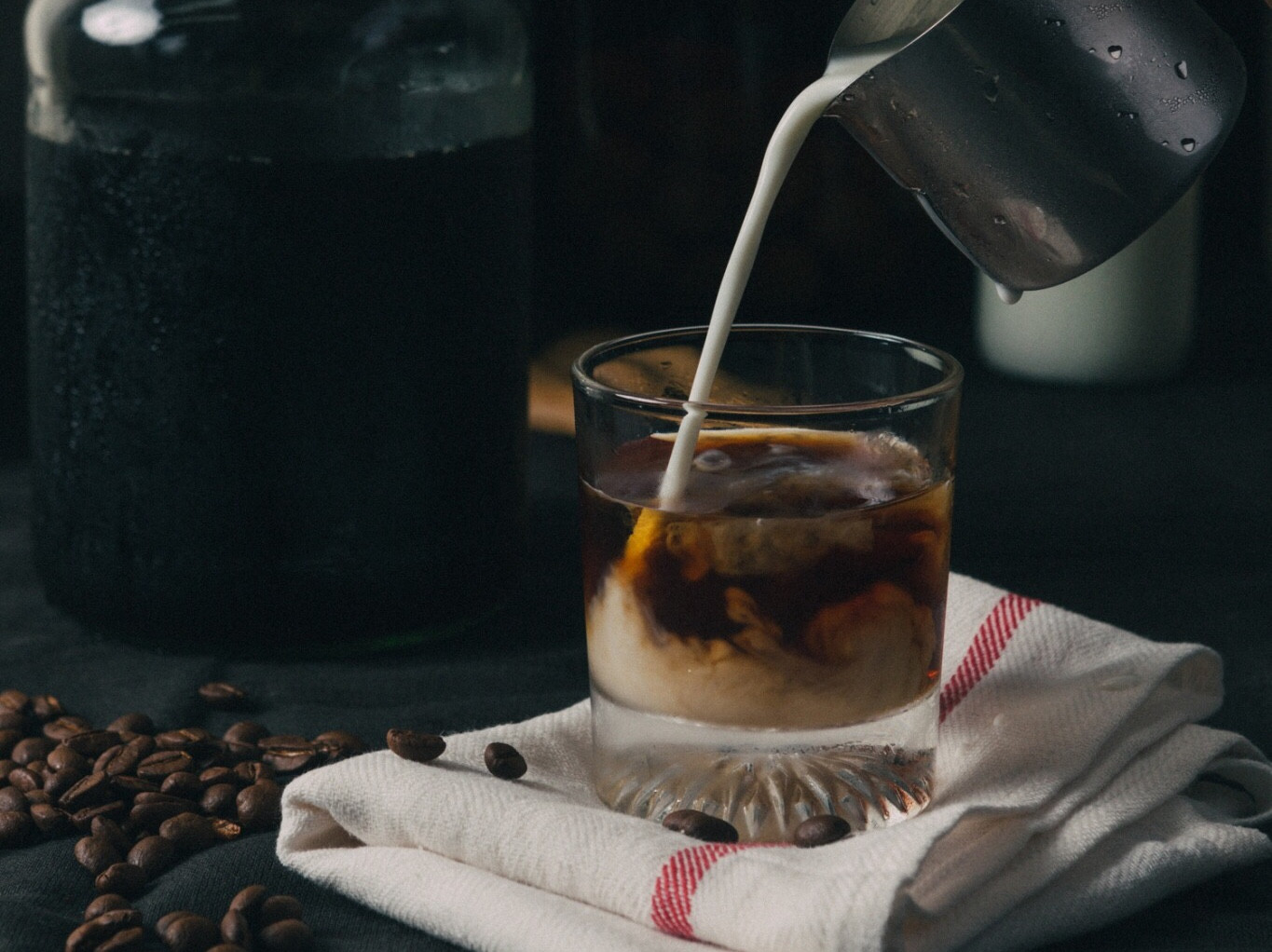 冷泡咖啡Cold brew coffee