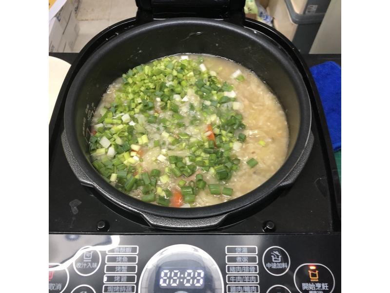 什錦蔬菜粥