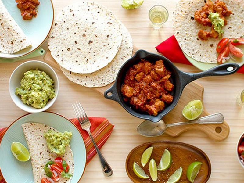 墨西哥玉米餅-適合親子同做美味又有趣