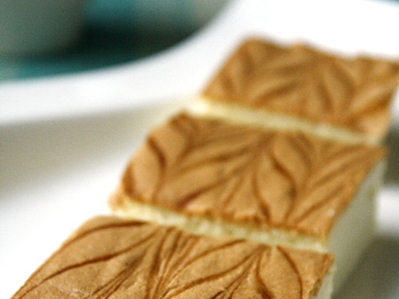 [趁熱品嚐]香濃美味的黃金蛋糕