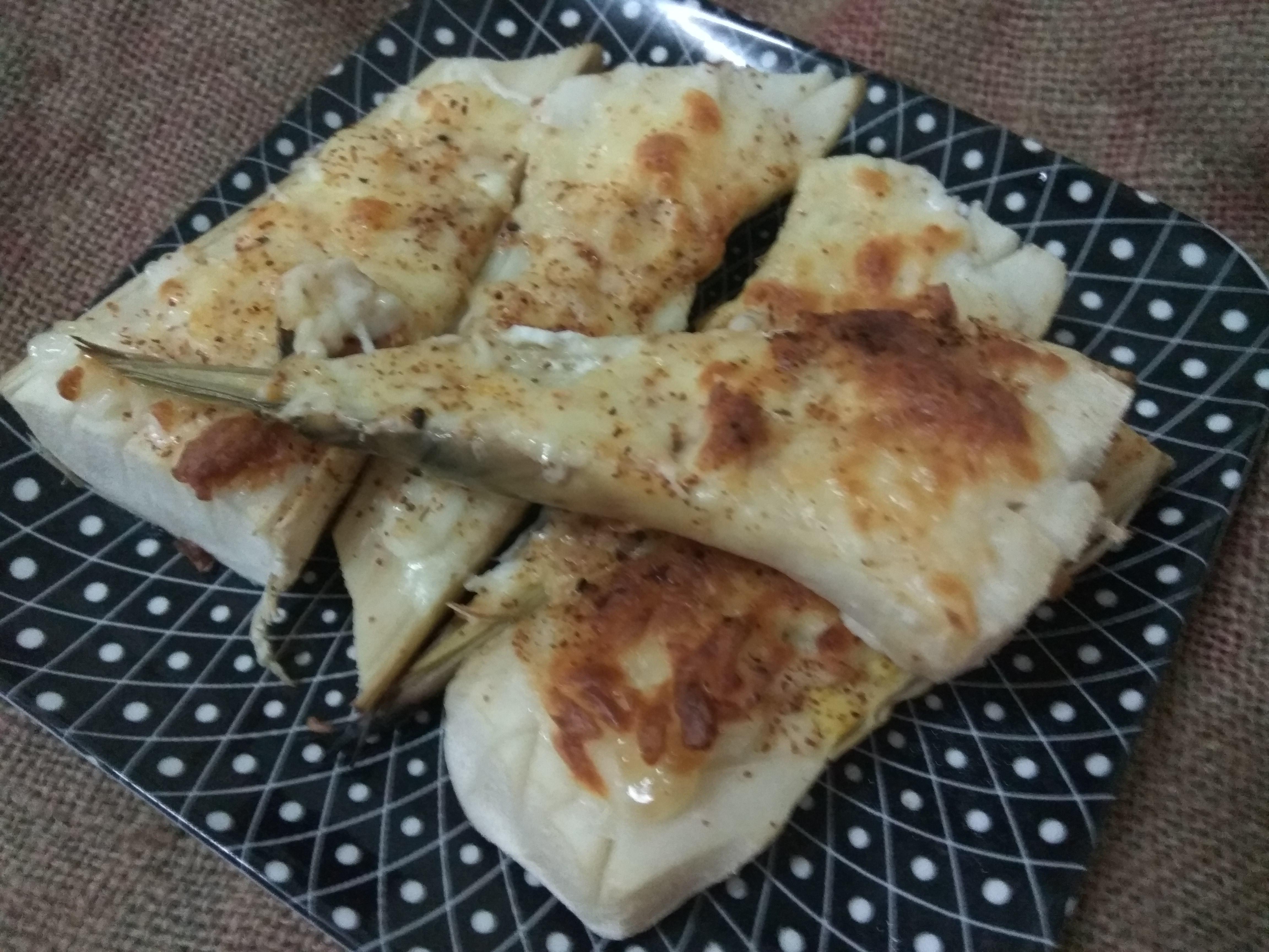 中秋烤肉新點子─焗烤綠竹筍(烤箱版)
