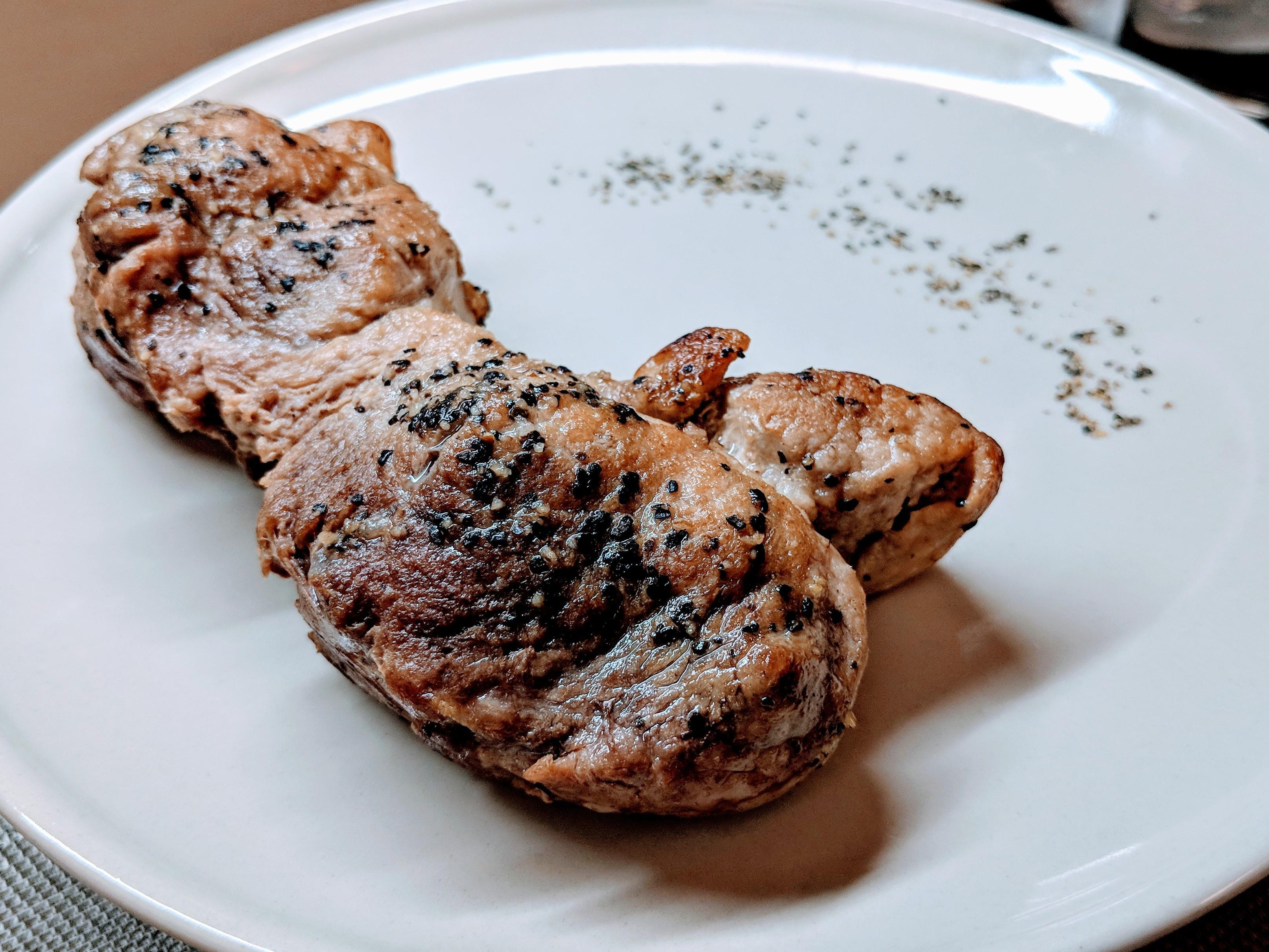 嫩烤豬排(胛心肉)