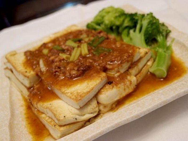 肉醬豆腐燒