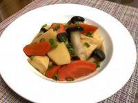 紅燒竹筍美人菇