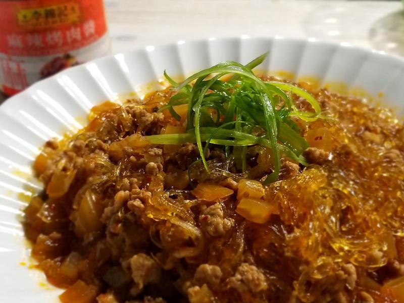 麻辣泡菜螞蟻上樹【 李錦記麻辣烤肉醬】