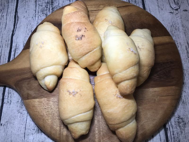 鹽奶油捲麵包
